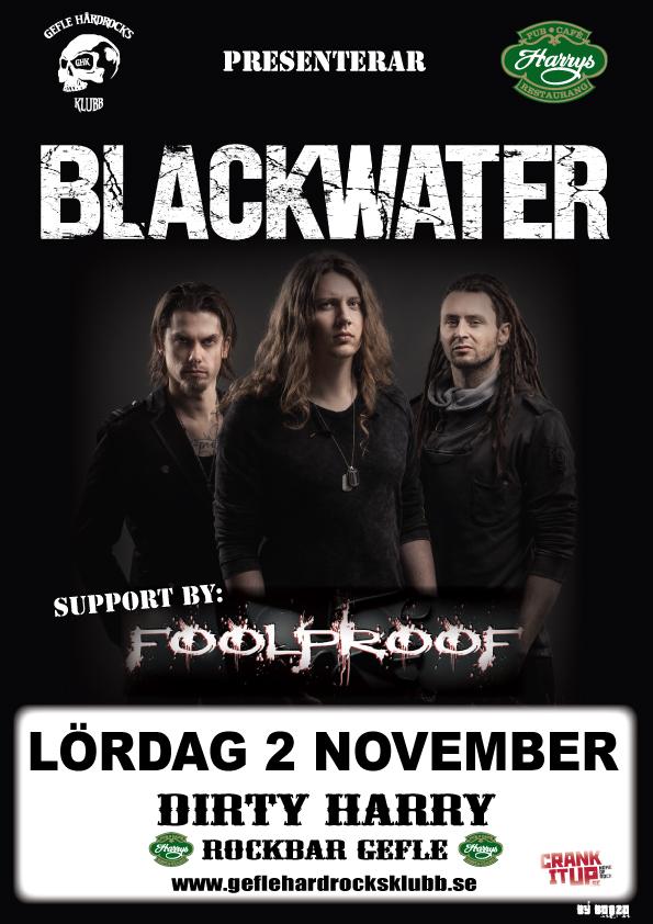 Blackwater,Foolproof