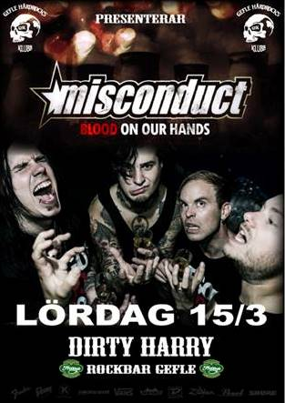 MISCONDUCT-FLYER