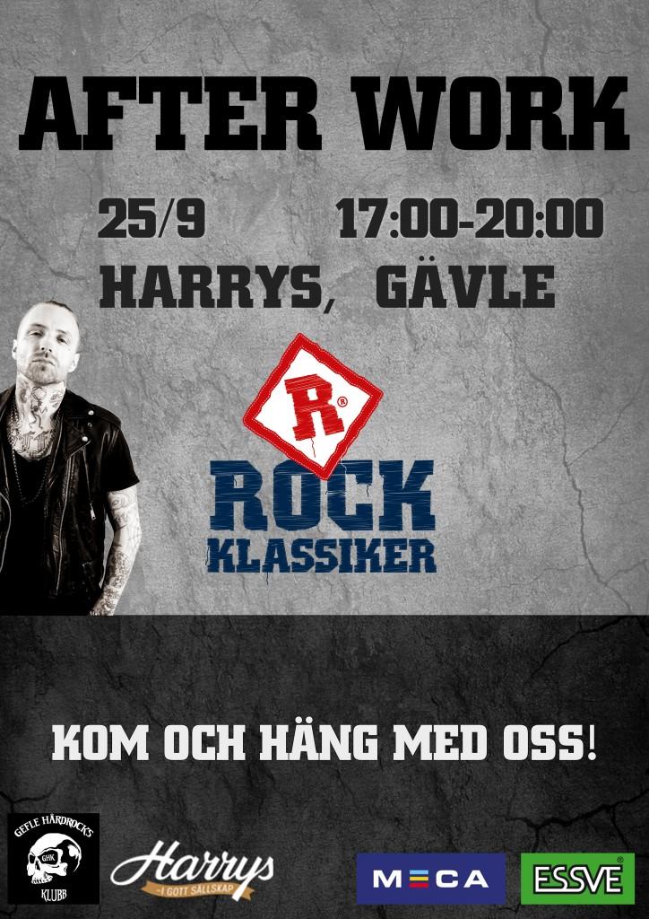 Flyer Rockklassiker AW Turné