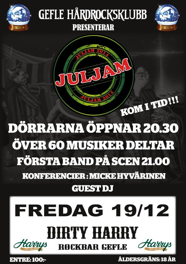 Flyer Juljam med info 595px