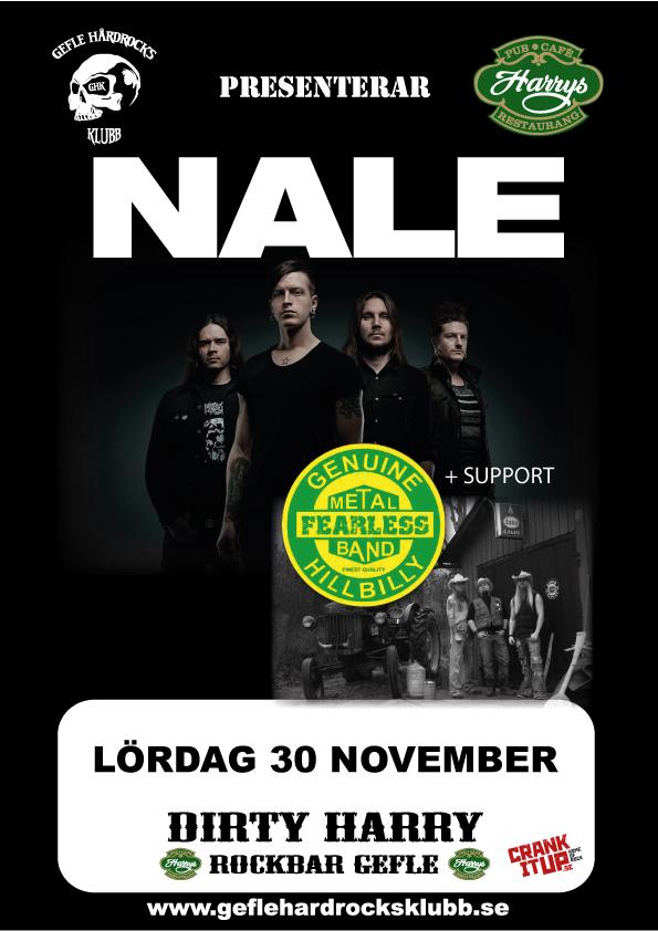 Nale flyer