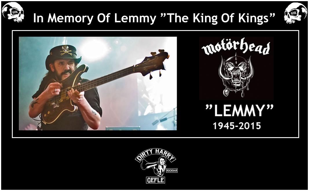 Lemmy hemsidan