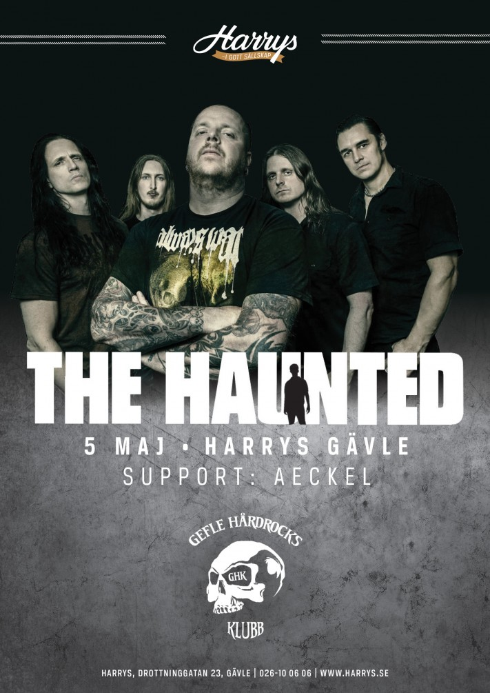 The Haunted 5 maj