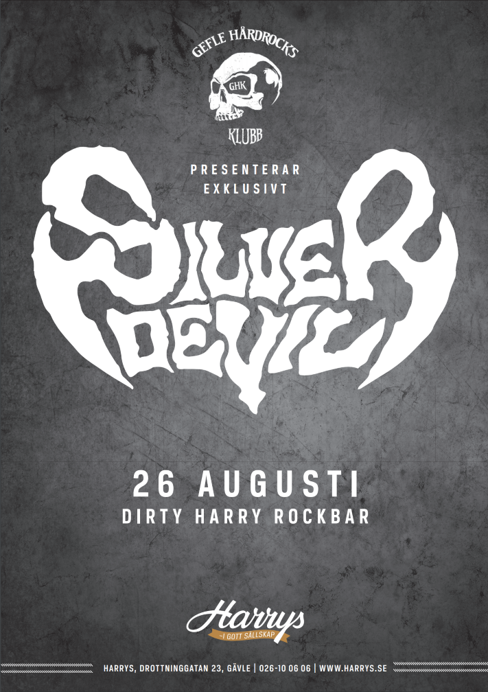 Silver Devil